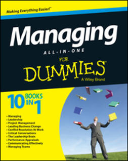 - Managing All-in-One For Dummies, ebook