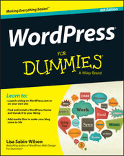 Sabin-Wilson, Lisa - WordPress For Dummies, ebook