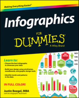 Beegel, Justin - Infographics For Dummies, ebook