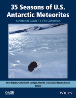 Corrigan, Catherine - 35 Seasons of U.S. Antarctic Meteorites (1976-2010): A Pictorial Guide To The Collection, ebook