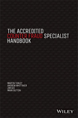 Button, Mark - The Accredited Counter Fraud Specialist Handbook, ebook
