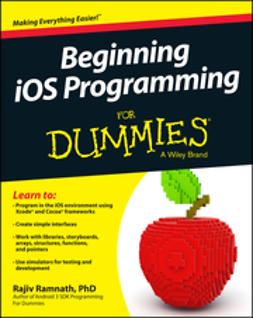 Ramnath, Rajiv - Beginning iOS Programming For Dummies, ebook