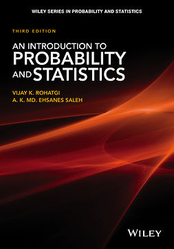 Rohatgi, Vijay K. - An Introduction to Probability and Statistics, e-bok