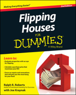 Kraynak, Joseph - Flipping Houses For Dummies, ebook