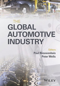 Nieuwenhuis, Paul - The Global Automotive Industry, e-kirja
