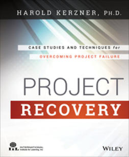 Kerzner, Harold R. - Project Recovery: Case Studies and Techniques for Overcoming Project Failure, e-bok