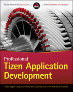 Bradwick, Kevin - Professional Tizen Application Development, ebook