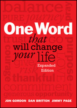 Britton, Dan - One Word That Will Change Your Life, Expanded Edition, ebook
