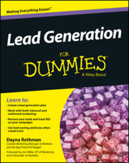Rothman, Dayna - Lead Generation For Dummies, ebook