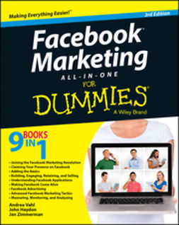 Haydon, John - Facebook Marketing All-in-One For Dummies, e-kirja