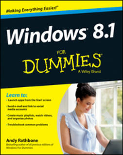 Rathbone, Andy - Windows 8.1 For Dummies, e-kirja