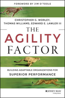 Lawler, Edward E. - The Agility Factor: Building Adaptable Organizations for Superior Performance, ebook