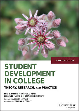 Evans, Nancy J. - Student Development in College: Theory, Research, and Practice, e-kirja