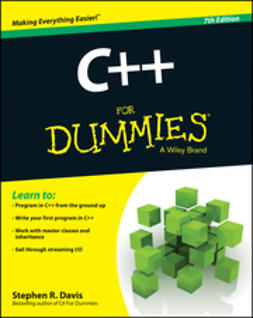 Davis, Stephen R. - C++ For Dummies, e-kirja