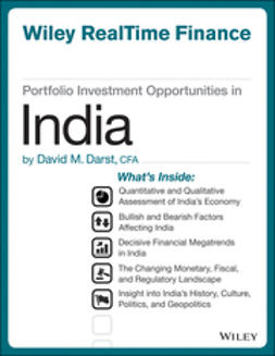 Darst, David M. - Portfolio Investment Opportunities in India, ebook