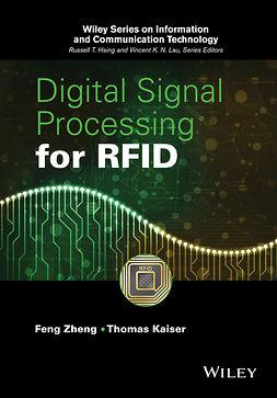 Kaiser, Thomas - Digital Signal Processing for RFID, e-bok