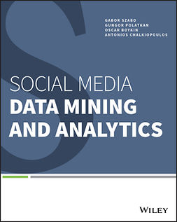 Boykin, P. Oscar - Social Media Data Mining and Analytics, e-kirja