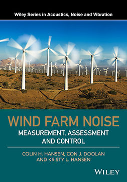 Doolan, Con J. - Wind Farm Noise: Measurement, Assessment, and Control, ebook
