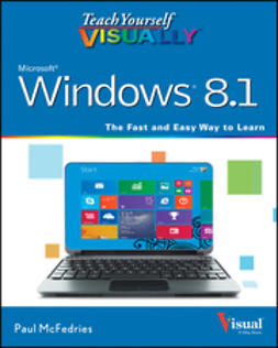 McFedries, Paul - Teach Yourself VISUALLY Windows 8.1, ebook