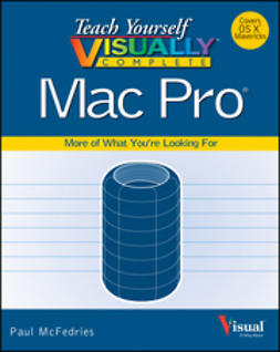 McFedries, Paul - Teach Yourself VISUALLY Complete Mac Pro, ebook
