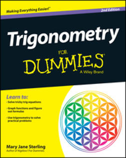 Sterling, Mary Jane - Trigonometry For Dummies, ebook