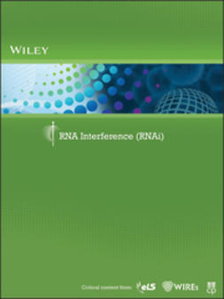 - RNA Interference (RNAi), ebook