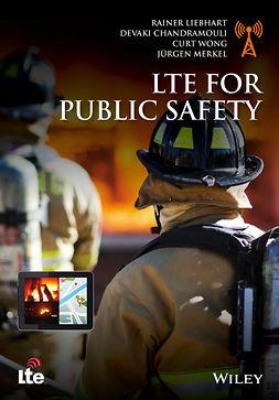 Chandramouli, Devaki - LTE for Public Safety, ebook