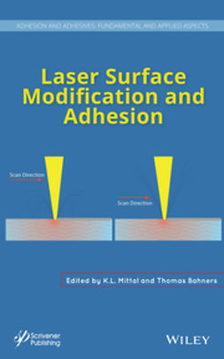 Bahners, Thomas - Laser Surface Modification and Adhesion, ebook