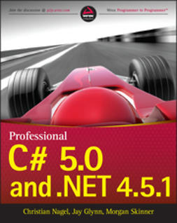 Glynn, Jay - Professional C# 5.0 and .NET 4.5.1, ebook