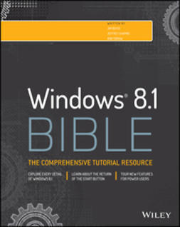 Boyce, Jim - Windows 8.1 Bible, ebook