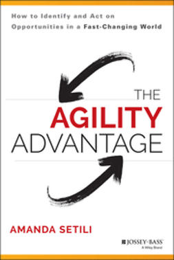 Setili, Amanda - The Agility Advantage: How to Identify and Act on Opportunities in a Fast-Changing World, ebook