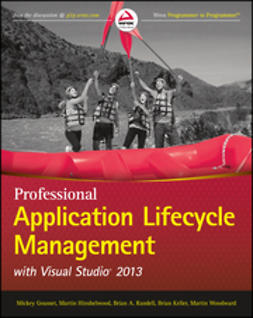 Gousset, Mickey - Professional Application Lifecycle Management with Visual Studio 2013, ebook