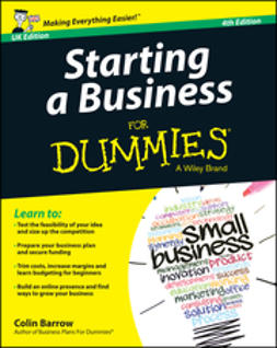 Barrow, Colin - Starting a Business For Dummies, ebook