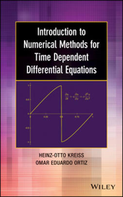 Kreiss, Heinz-Otto - Introduction to Numerical Methods for Time Dependent Differential Equations, ebook