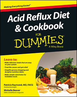 Beaver, Michelle - Acid Reflux Diet and Cookbook For Dummies, e-bok