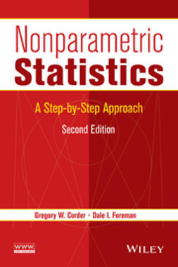 Corder, Gregory W. - Nonparametric Statistics: A Step-by-Step Approach, e-bok