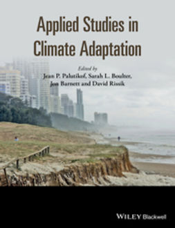 Barnett, Jon - Applied Studies in Climate Adaptation, ebook