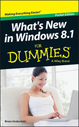 Underdahl, Brian - What's New in Windows 8.1 For Dummies, ebook