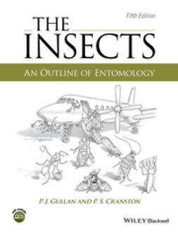 Cranston, P. S. - The Insects: An Outline of Entomology, e-bok