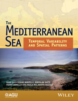Borzelli, Gianluca Eusebi - The Mediterranean Sea: Temporal Variability and Spatial Patterns, ebook