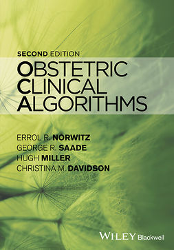 Davidson, Christina M. - Obstetric Clinical Algorithms, ebook