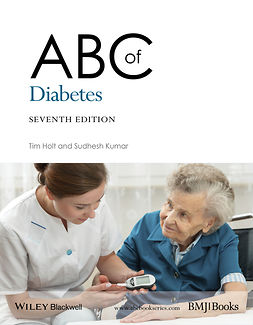 Holt, Tim - ABC of Diabetes, e-bok