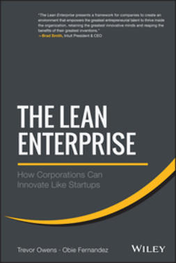 Fernandez, Obie - The Lean Enterprise: Applying Scalable, Repeatable, and Measurable Innovation in the World's Largest Organizations, ebook