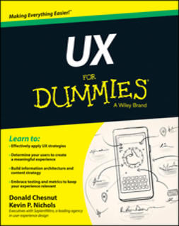Chesnut, Donald - UX For Dummies, ebook