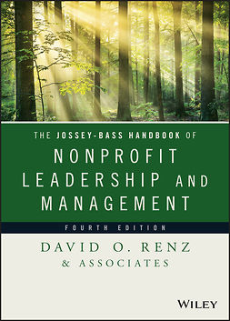 Renz, David O. - The Jossey-Bass Handbook of Nonprofit Leadership and Management, e-kirja