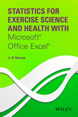 Verma, J. P. - Statistics for Exercise Science and Health with Microsoft Office Excel, ebook