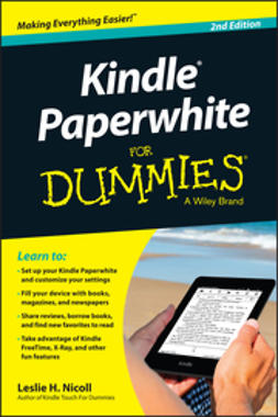 Nicoll, Leslie H. - Kindle Paperwhite For Dummies, ebook