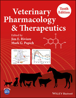 Papich, Mark G. - Veterinary Pharmacology and Therapeutics, e-kirja