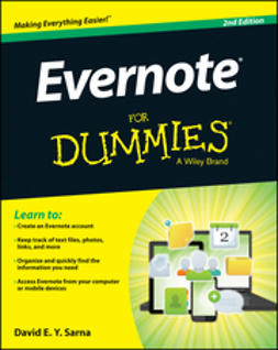 Sarna, David E. Y. - Evernote For Dummies, ebook