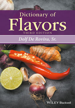 Rovira, Dolf De - Dictionary of Flavors, ebook